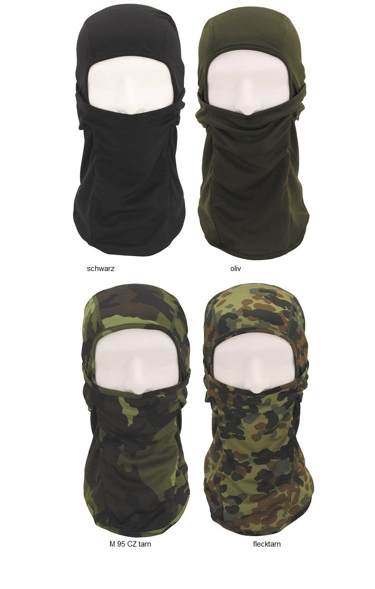 mfh balaclava mission 1 loch sturmhaube maske m tze swat. Black Bedroom Furniture Sets. Home Design Ideas